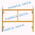 Ladder Frame, Scaffolding